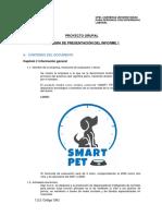 Informe 1 smartpet