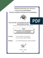 1101 Polo Torres Laura Lisset , Ruiz Avalos Lisset Rosmery