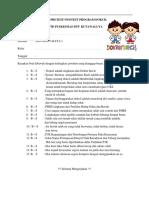 Permenkes_5_2014 Tentang Panduan Praktik Klinis Bagi Dokter Di Fasilitas Pelayanan Kesehatan Primer