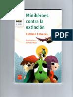 Mini Heroes contra la Extinción