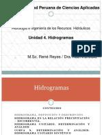 08 HidroRRHH S4yS5 U4 Hidrogramas II