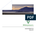 EPM Investor Presentation