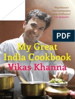 My Great Indian Cookbook