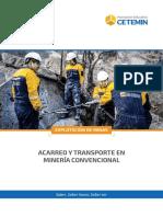 08a - Acarreo y Transporte en Minería Convencional - Tem