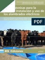 Cercas eléctricas para ganado