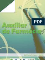 APOSTILA - AUXILIAR DE FARMÁCIA -  438 PAG