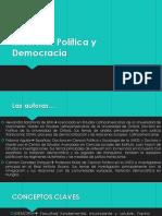 Memoria, Política y Democracia