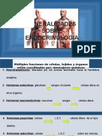1. Múltiples Funciones de Células, Tejidos y Órganos