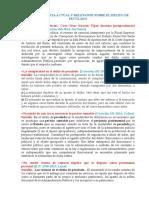 Jurisprudencia Actual y Relevante Sobre El Delito de Peculado LEGIS.PE
