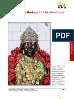 Kali Puja Mythology and Celebrations