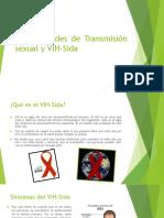 Enfermedades de Transmision Sexual y VIH-SIDA