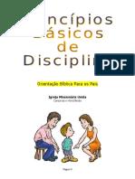Princípios Básicos de Disciplina