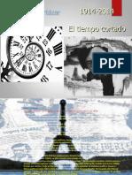 El Tiempo Cortado, Julio Cortázar (1914-2014)