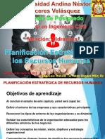 planificación de recursos humanos