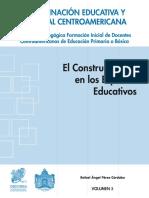 El Constructivismo en Los Espacios Educativos