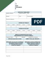 DECLARACION DE RECORRIDO DEL TRABAJADOR.doc