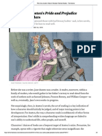 What Jane Austen's 'Pride & Prejudice' Teaches Readers - The Atlantic