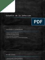 estadios de la infeccion odontogenica