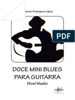 Extracto Mini Blues GUITARRA