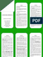 Folder - Ética Ecológica