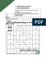 Pbd Writing Skill y1