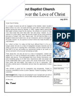 Discover the Love of Christjuly19.Publication1