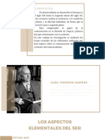 Karl Jaspers - Diapositivas