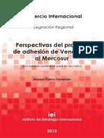 Adhesion de Venezuela Al MERCOSUR