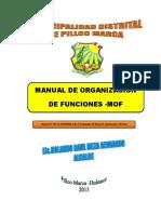 Mof de Pillco Marca.consolidado 2014 II