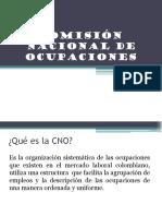 Comisión Nacional de Ocupaciones