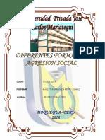 Formas de Agresion Social (1)