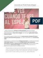 26-06-2019 Atenderán salud emocional con Ponte Frente al Espejo-Expreso