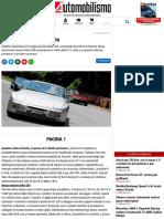 Porsche 944 , Avanti Tutta - Automobilismo