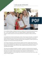 26-06-2019 Clausura Pavlovich Ciclo Escolar 2018-2019.PDF-Diario Noticias