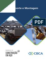 Manual Transporte e Montagem 2018