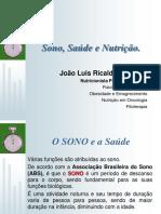 Palestra Jose Gomes Filho