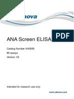 Manual ANA Elisa