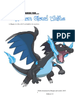 Pokemon Cloud white official guide