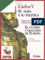 De Ferdinandy Miguel - Carlos V Su Alma Y Su Politica.pdf