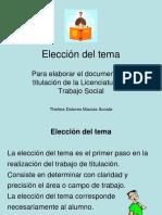 El_tema