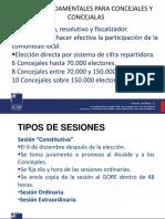 Temas Fundamentales Concejos Municipales