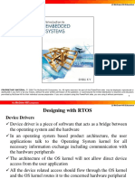Chapter 10 RTOS Device Driver