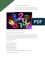 Nuevos números de Grigori Grabovoi para la Sanación Aclaraciones.docx