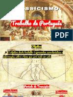 Trabalho de Português 2019
