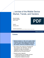 785403_Overview_of_the_Mobile_Device_Market_Trends_and_Vendors_U[1].pptx