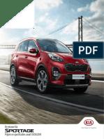 KIA Sportage Pricelist MY19 BNL (1)