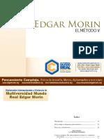 Edgar Morin - El Método 5_ La Humanidad de La Humanidad. La Identidad Humana (Teorema_ Serie Mayor) (2003, Ediciones Catedra S.a.)