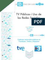 Presentacio Tecnologia - Tv Publica y Redes Sociales Backup