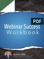Webinar Success Workbook - Free Download