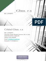 Cristal Glass.pptx
